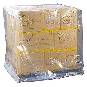 Pallet Covers Custom Poly Solutions By Encore Poly Bags