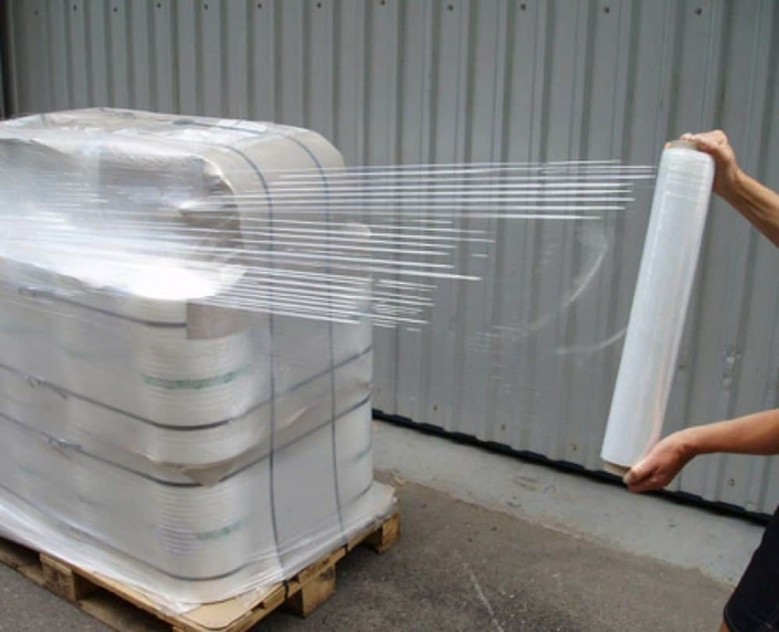 hand stretch wrap film