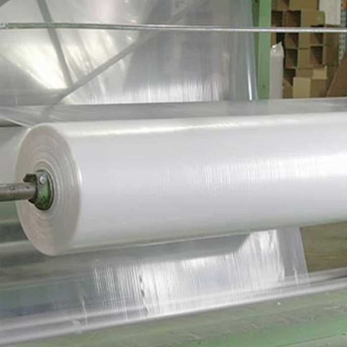 shrinking bundling film clear plastic sheets